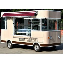早餐小吃车、邹城小吃车、迅蓝餐车图片