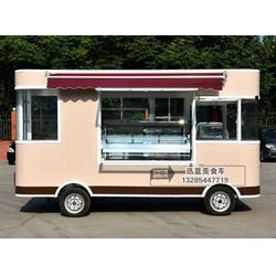 迅蓝餐车(多图)_卤肉卷小吃车_安康小吃车图片