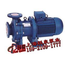 磁力泵厂家_CQB50-32-200FT磁力驱动泵图片