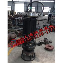 ZJQ1000-40-200潜水抽砂泵_跃泉泵业图片
