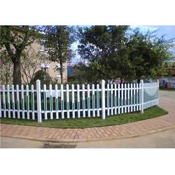 别墅pvc围墙护栏(多图)红白色插条别墅pvc围墙护栏图片