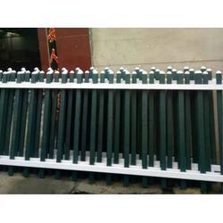 无锡塑钢pvc防护隔离护栏生产加工厂家_英环丝网图片
