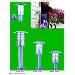 不锈钢太阳能草坪灯城市亮化灯具 公园绿化美化照明图片