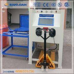 厂家生产 供应手动模具喷砂机质量保证图片
