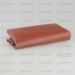 印花台皮,耐酸碱涂塑布,红色台皮图片