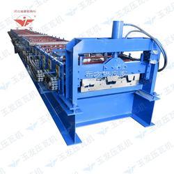 轻钢机械688楼承板彩钢版机械成型冷弯压瓦机图片