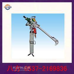 八方 MQTB-80/2.0型气动支腿式帮锚杆钻机齿轮式气动马达,运转稳定,可靠性高图片