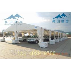 大型车展大篷R机械展览展会大篷R休闲大会篷房图片
