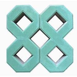 8字型植草砖-瑞豪水泥制品(在线咨询)汉南植草砖图片