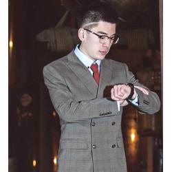 男装西服制作-南昌县西服制作-元玲品牌西服定做图片