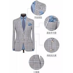 江陰西服-專業西服訂做-元玲時裝設計(推薦商家)圖片