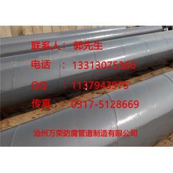 环保DN1020环氧富锌防腐钢管、万荣防腐管道图片