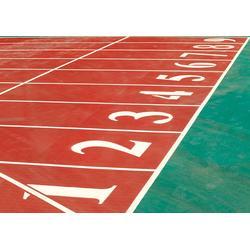 福州球场跑道、福州奥新地坪、塑胶球场跑道图片
