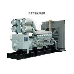 日本三菱柴油发电机供应,广东中能机电,日本三菱柴油发电机图片