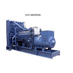 柴油发电机组哪家好,广东中能机电,阳江柴油发电机组图片