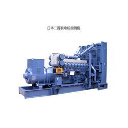 燃气发电机组、广东中能机电、燃气发电机组哪家好图片