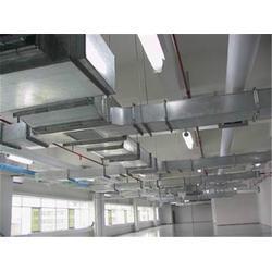 顺隆白铁通风化可信赖|中央空调管道配件|四会市中央空调管道图片
