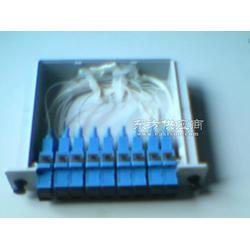 1分16插片式分光器 PLC光分路器插片式光分路器SC接口电信级品质图片