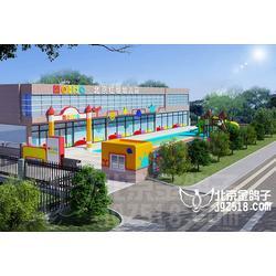 幼儿园装修设计哪家口碑好、吉林幼儿园装修设计、金鸽子(查看)图片