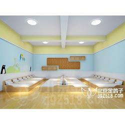 金鸽子|幼儿园设计装修公司哪家环保|房山区幼儿园设计装修图片