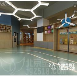 金鸽子 幼儿园室内设计公司哪家高大上 江干幼儿园室内设计图片