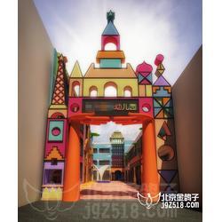 静安幼儿园装修设计,金鸽子,幼儿园装修设计公司哪家低图片