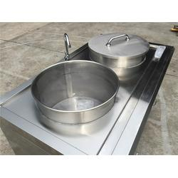 四孔自动煮面机-天津自动煮面机-安磁让您安心图片