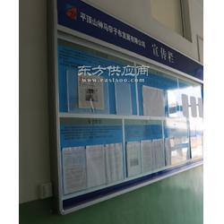 推拉玻璃门挂墙公告栏效果图,挂墙公告栏模板图片