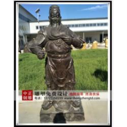 铸铜关公铜像、中正铜雕(在线咨询)、关公铜像图片