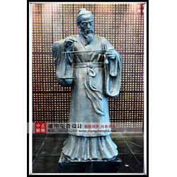 铸铜名医雕塑|中正铜雕(在线咨询)|名医雕塑图片