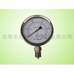 抗震压力表,质量保证-奕伸仪表,抗震压力表图片