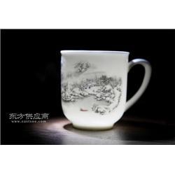 办公馈赠礼品,办公陶瓷茶杯图片