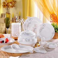 礼品骨瓷餐具定制生产厂家图片