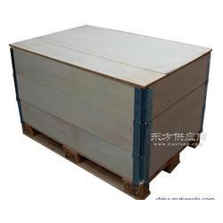 木箱定做木制包装箱厂家定做熏蒸设备箱、围板箱图片