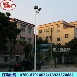 供应篮球场灯杆6米7米8米锥形篮球场灯杆 可定制定做 质量保证图片