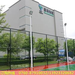 标准灯光球场灯杆灯具定制 灯杆基础施工方案 灯杆生产厂家图片