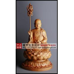 地藏王菩萨铜像,地藏王菩萨铜像,地藏王菩萨铜像加工图片