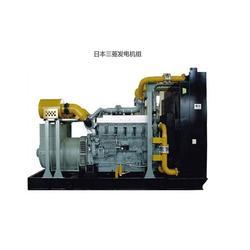 燃气发电机组供应_燃气发电机组_广东中能机电(多图)图片