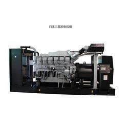 西城NTU柴油发电机组供应商,广东中能机电图片