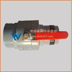 滴管带PE管件 国吉科技 滴管带PE管件直接图片
