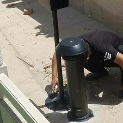 太阳能户外灭蚊灯厂家-安徽太阳能户外灭蚊灯-佛山欧凯电器图片