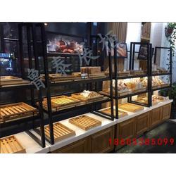 蛋糕柜-蛋糕柜-鲁泰货架图片