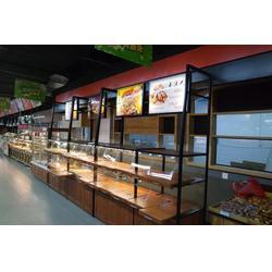 优质蛋糕柜、洛阳蛋糕柜、创先工贸(多图)图片