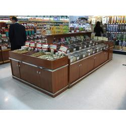 超市散称木制货架|创先工贸(在线咨询)|木制货架图片