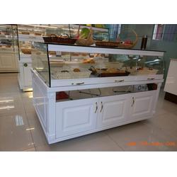 冷藏糕点柜,糕点柜,鲁泰货架让您更自信(查看)图片