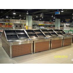 木制货架烟酒展示柜|创先工贸(在线咨询)|木制货架图片