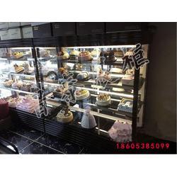 糕点柜,鲁泰货架(在线咨询),优质糕点柜图片
