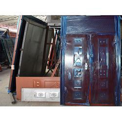 铁门加工-铁门加工生产-青岛铁门加工厂家生产图片