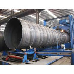 q235大口径直缝钢管、大口径直缝钢管、广浩管件图片
