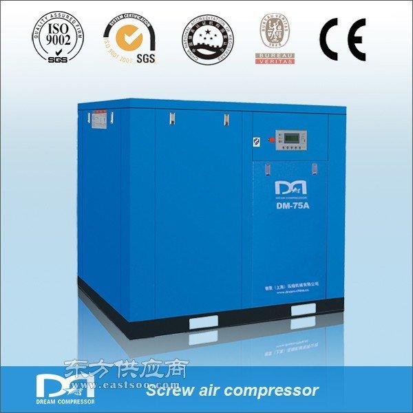 电动移动空压机、电动空压机、移动空压机、德蒙移动空压机图片